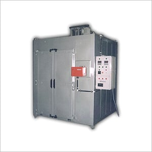 INDUSTRIAL ROOF OIL FIRED OVEN
