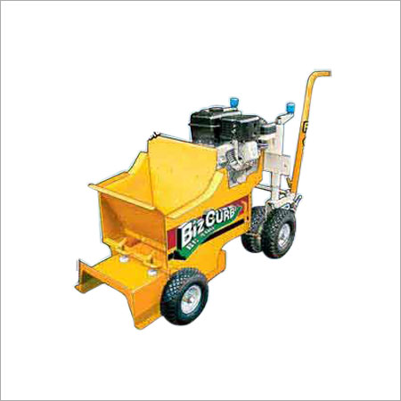 Rust Proof Kerbing Curbing Machine