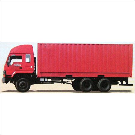 Unique Extra Long Multi-Axle 25 Ton Gvw Truck