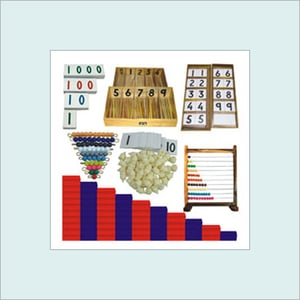 Arithmetic Activity Products