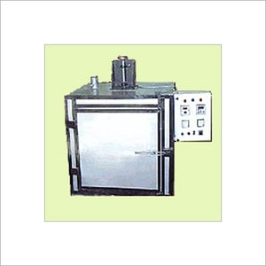 Electrically Operated Oven