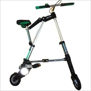 Adult A Shaped Folding Bicycle