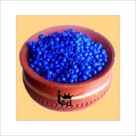Wedding Blue Color Seed Beads