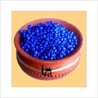 Blue Color Seed Beads