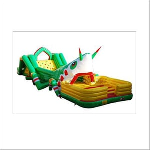 Cheer Fun City Inflatable Game