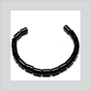 Onyx Smooth Pipe Beads