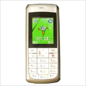 Voip Wi-Fi Mobile Phone (Color Lcd)