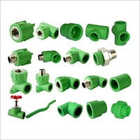Chemical Ppr Pipe Fittings