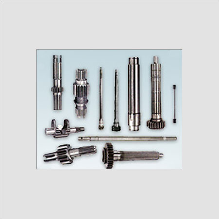 Forged Steel Automobile Shafts