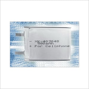 High Energy And Density Lipoly Battery For Mobile Phones