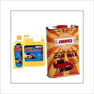 Silicone Cleaner Car Wax