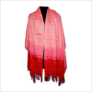 Colorful Evening Wool Shawls