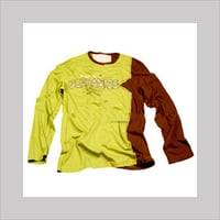 Knitted Crew Neck T-shirts