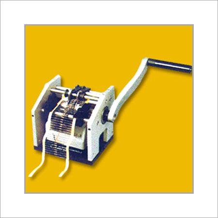 Manual Cut And Bend Machines