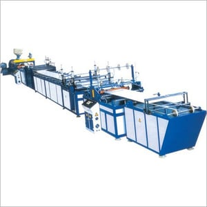 XPS Foamed Plate Extrusion Line Machine