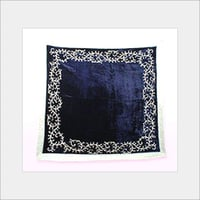 Designer Table Cover With Zari Embroidery