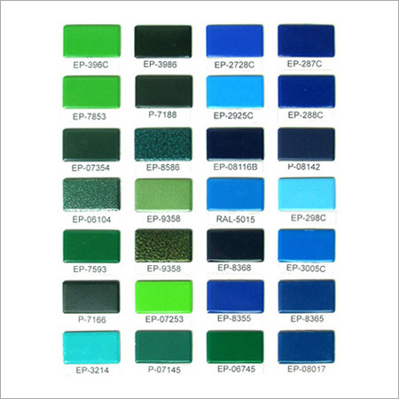 Polyester Type Powder Coatings Service