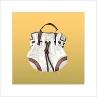 Smooth Finish Knitted Ladies Handbags
