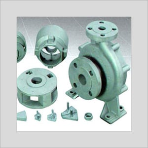 Corrosion Resistance Investment Casted Pump