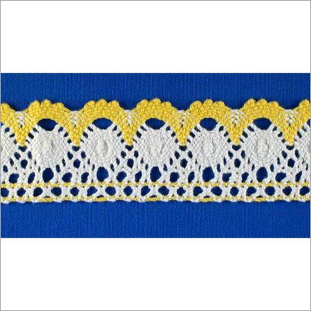 Shrink Resistant Torchon Lace