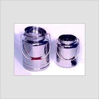 Stainless Steel Pails With Lids