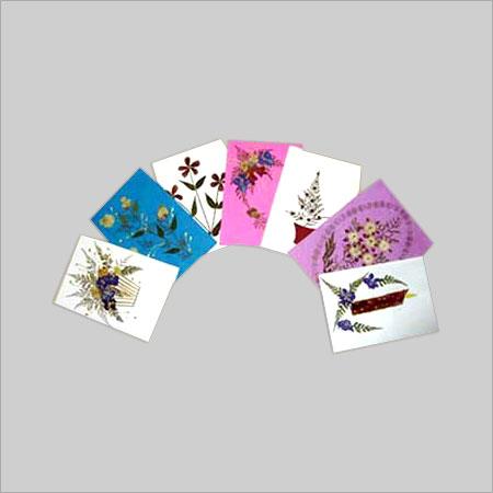 Handmade Paper Greeting Cards