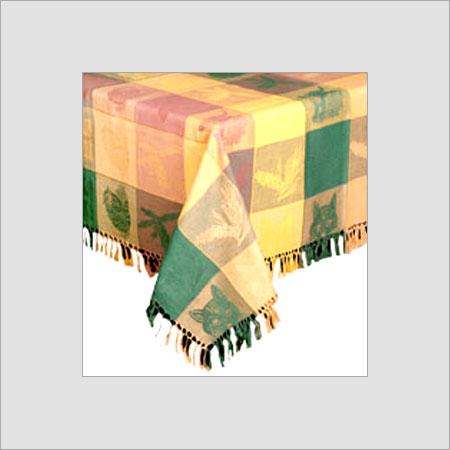 Cotton Woven Table Cloth