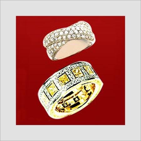 Wedding Wear Diamond Finger Rings