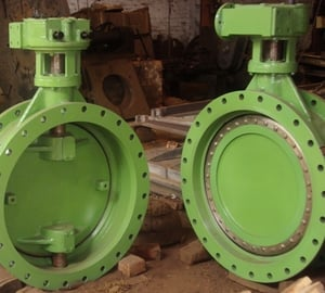 Butterfly Valve (Flange Type)