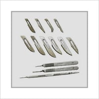 Surgical Blades/Scalpel Handles