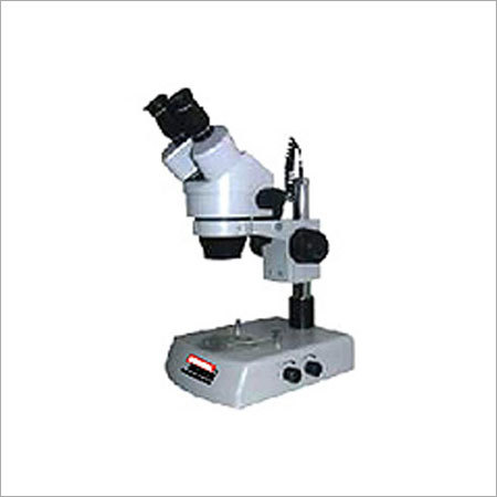 Trinocular Stereo Zoom Microscope