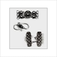 Trendy Design Sterling Silver Clasps