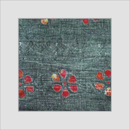 100% Cotton Wax Printed Fabric