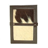 Leather Note Books Organizers