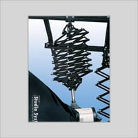 Pantograph Roof Track System