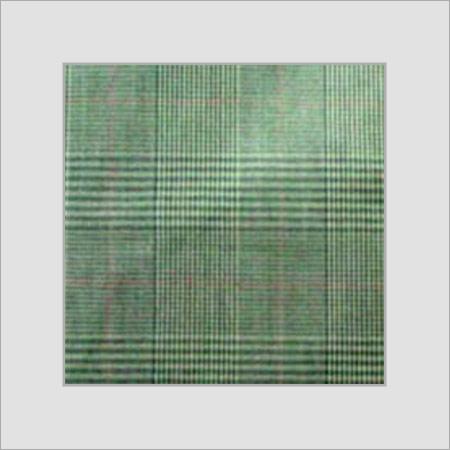 Shrink Resistance Checks Fabrics