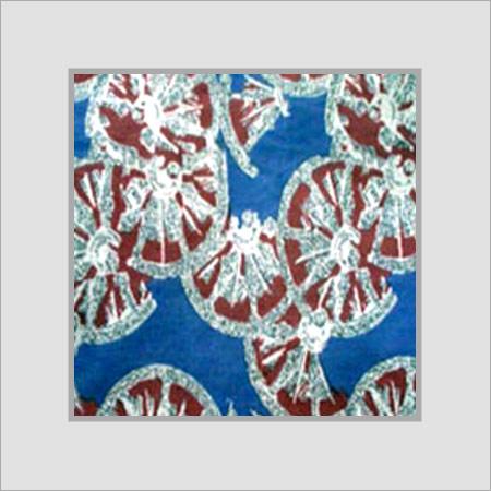 Shrink Resistance Printed Silk Fabrics