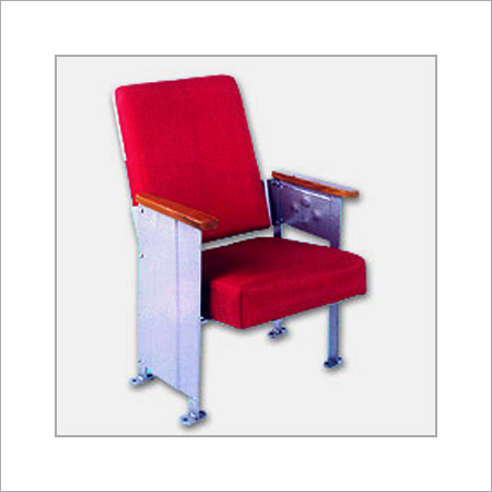 Sturdy Design Padded Back Chair