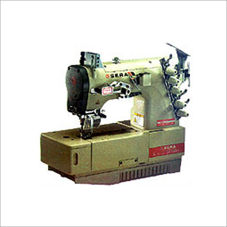 2 Or 3 Needle Chain Stitch Interlock Machine