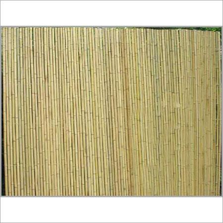 Eco Friendly Bamboo Fence