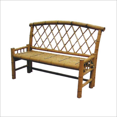 Phenomenal Natural Bamboo Garden Bench At Best Price In Huzhou Machost Co Dining Chair Design Ideas Machostcouk