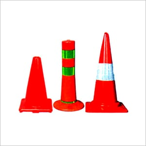 Long Service Life Road Safety Cones