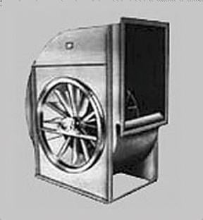 Single Inlet Limit Load Blowers
