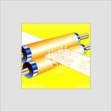 Textile Fibre Squeezing Rolls