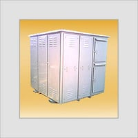 Highly Efficient Generator Set Canopy