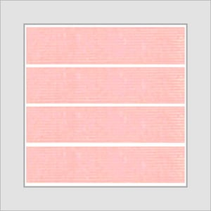 Pink Color Sensitive Rayon Tapes