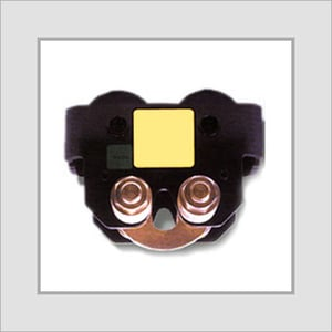 Anti- Top Stop Fitted Trolley Pulley