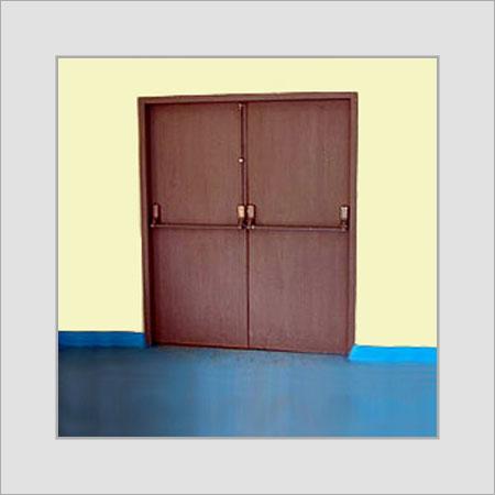 Fire Proof Metal Door Frames