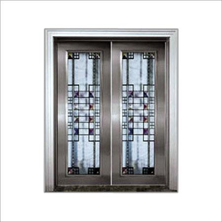 High Tensile Steel Doors
