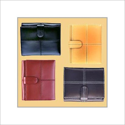 Colorful Ladies Leather Wallets
